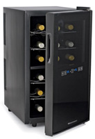 18-Bottle Silent Wine Refrigerator - $249.95