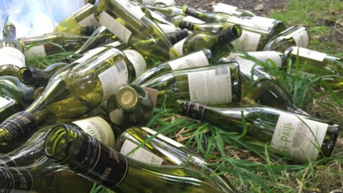The 'Wineathlon' 10k is for those