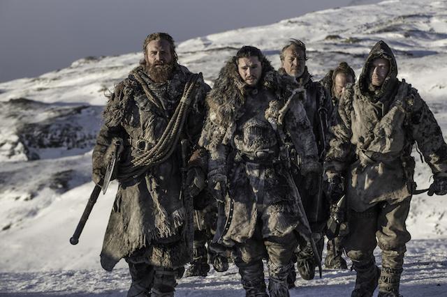 Jon Snow GoT S7E6