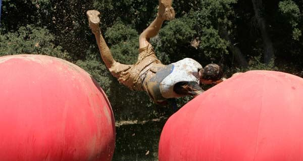 Wipeout returns May 27 on ABC