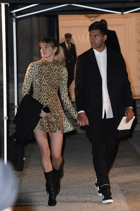 New Hollywood Couples: Shailene Woodley & Ben Volavola