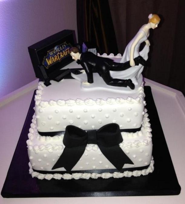 Most Unique Wedding Ideas: 51 Unique Wedding Cakes For The Most Adventurous Couples