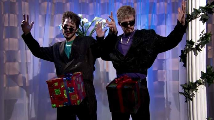 The best Saturday Night Live Christmas