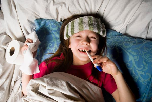 How to avoid your child's germs