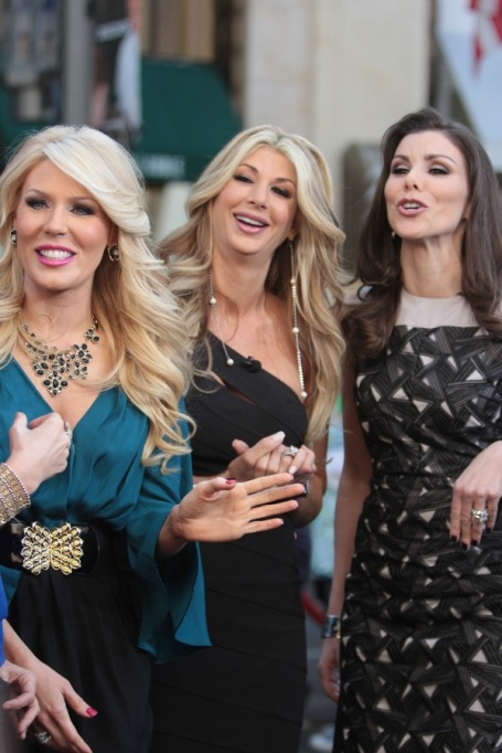 Gretchen Rossi and Tamra Judge feud