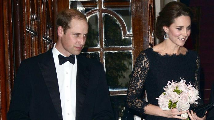 Will Prince William and the duchess