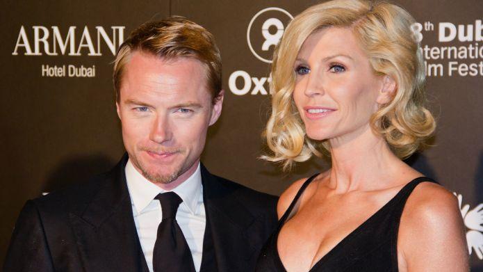Ronan Keating remarries; ex-wife Yvonne opens
