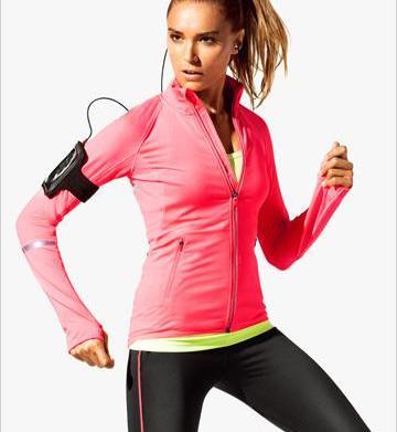 New H&M sportswear fuels fashion