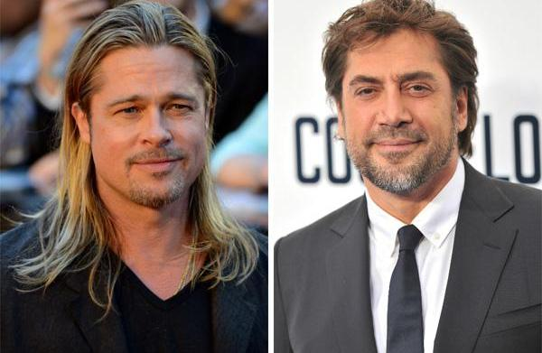 Who's hotter: Brad Pitt vs. Javier