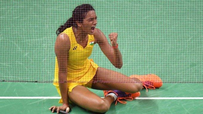 Pusarla Venkata Sindhu Olympics 2016