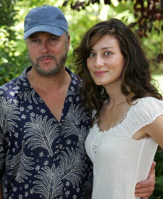 William Petersen & Gina Cirone