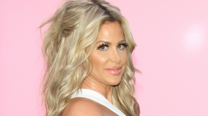 Kim Zolciak is a red-haired bombshell