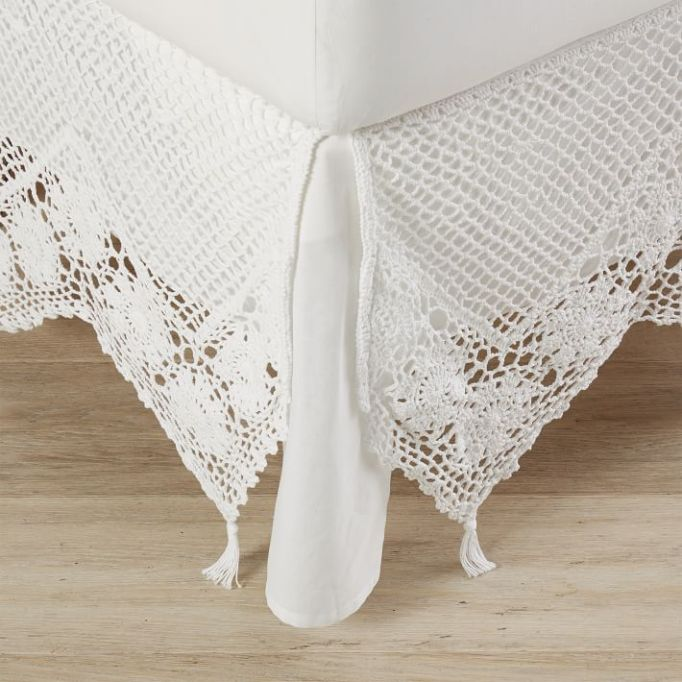 Modern Victorian Decor: Lace makes everything look a little more Victorian