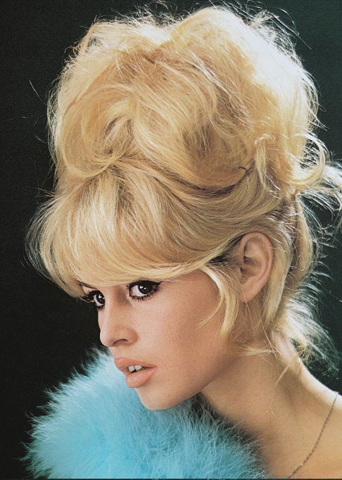 Most Iconic Hairstyles of All Time | Brigitte Bardot