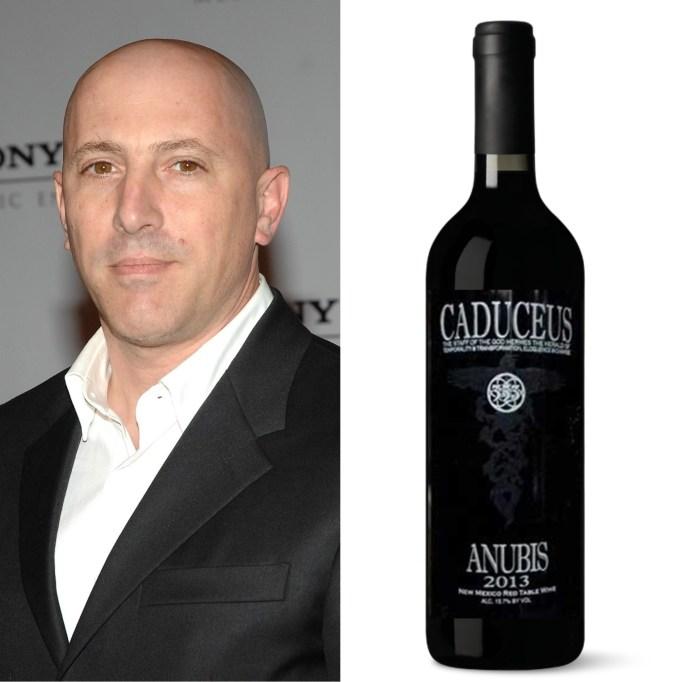 Maynard James Keenan Caduceus wine