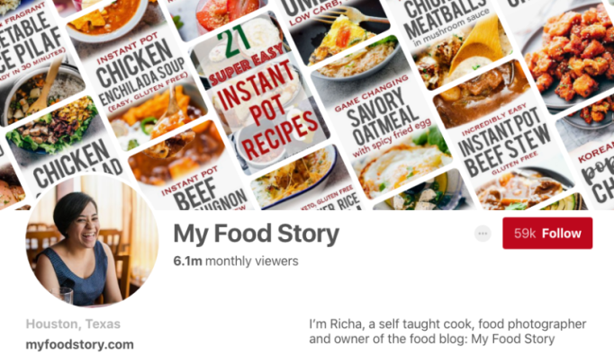 My Food Story