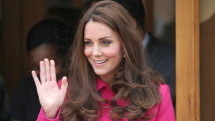 Kate Middleton's due date is reportedly