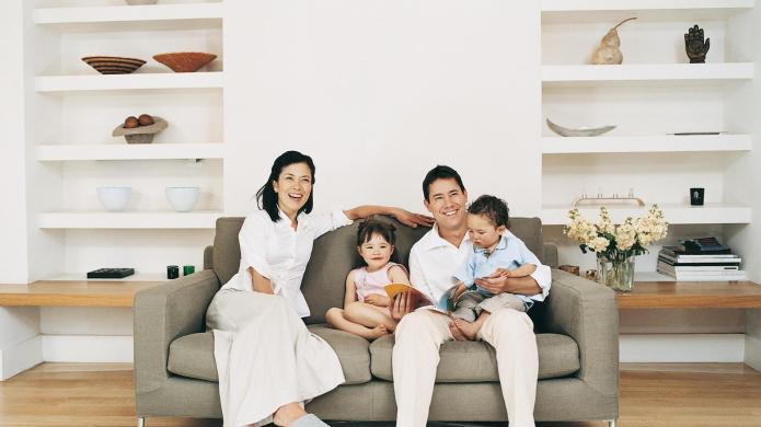 Easy ways to simplify your family's