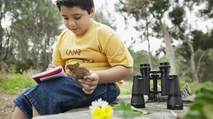 11 Outdoor projects for science-loving kids