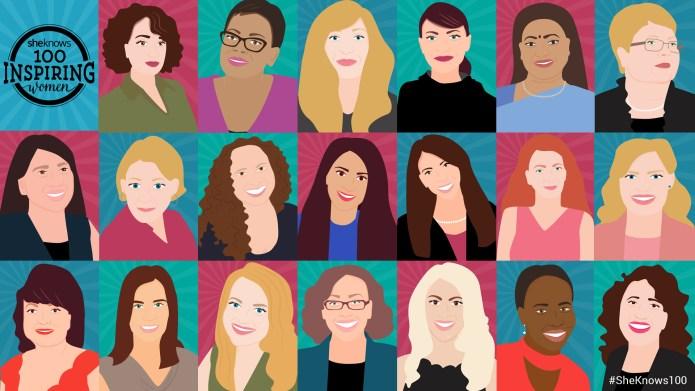 20 Inspiring women who are transforming