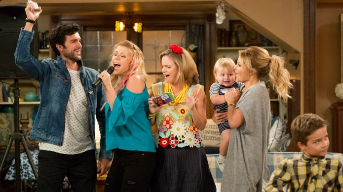 Fuller House pics suggest Kimmy could