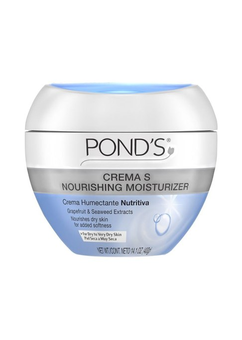 Drugstore Beauty Products Celebrities Genuinely Love | Pond's Crema S Nourishing Moisturizer