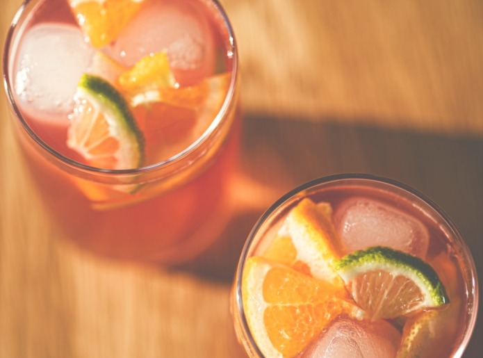 12 cocktails with 3 ingredients or