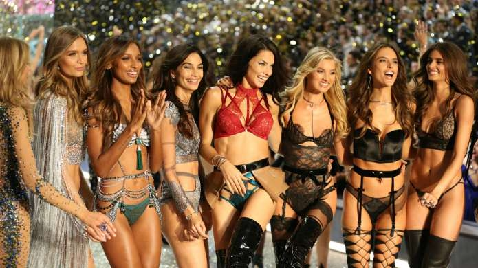 If you hate-watch the Victoria's Secret