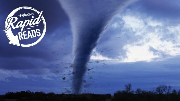 7 killed in tornado outbreak, ISIS