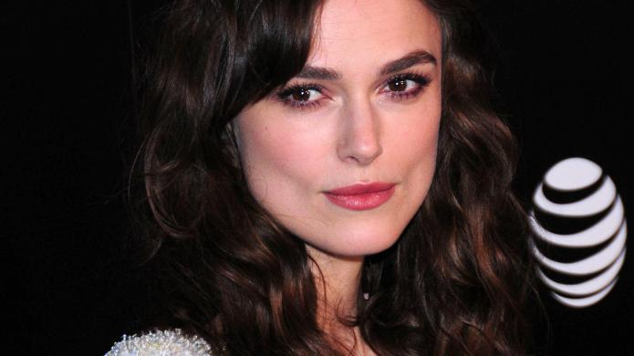 """Check out Keira Knightley singing """"Lost"""
