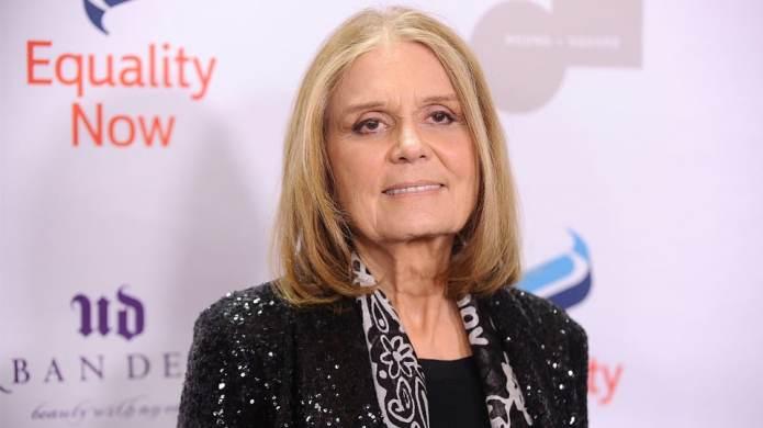 Gloria Steinem is in 'full-on revolt'