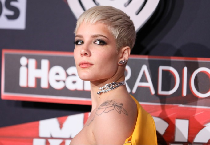 Celebrity Pixie Cuts | Halsey