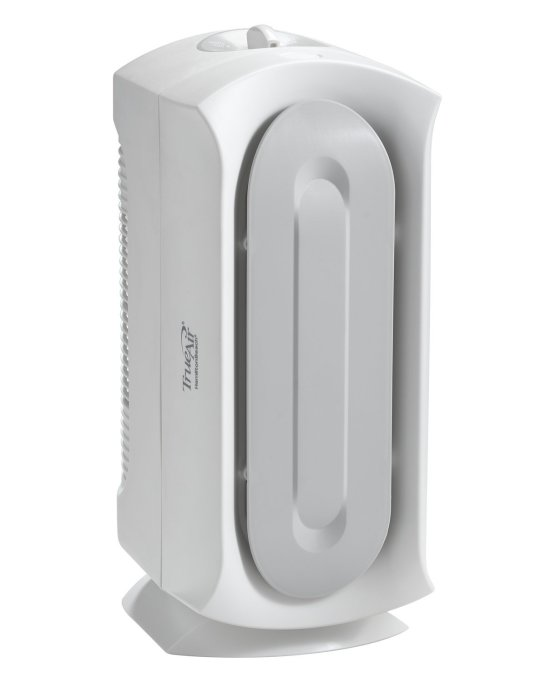 TrueAir Compact Air Purifier with HEPA Filter