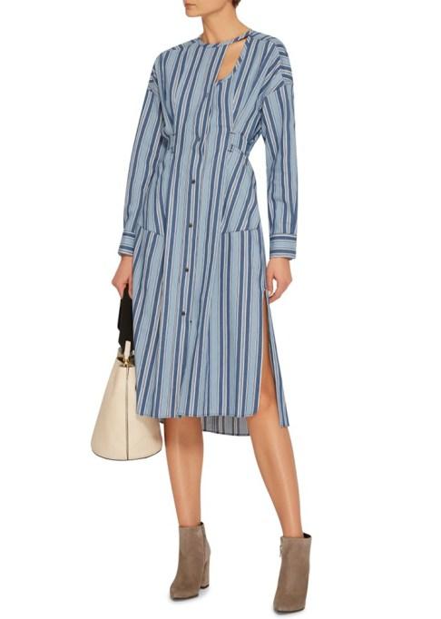 Denim Dresses Are Back: Isabel Marant Selby Dress | Summer Fashion Trends