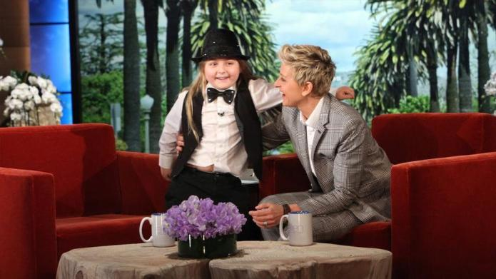 13 Child prodigies on The Ellen