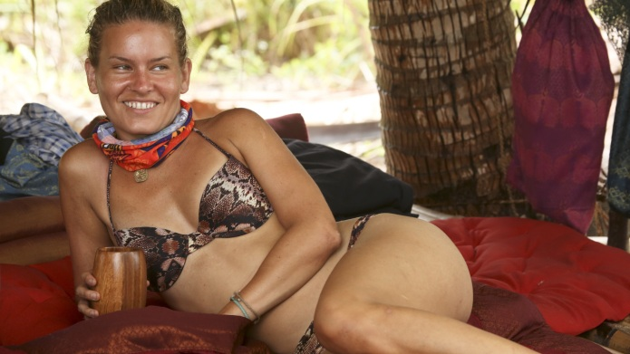 Survivor's Abi-Maria Gomes is bitter and