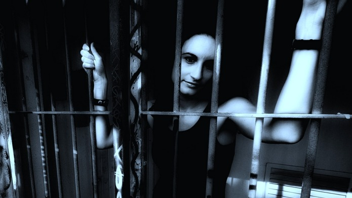 Woman thrown in jail for refusing