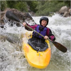 Mother's Day gift - Kayak trip