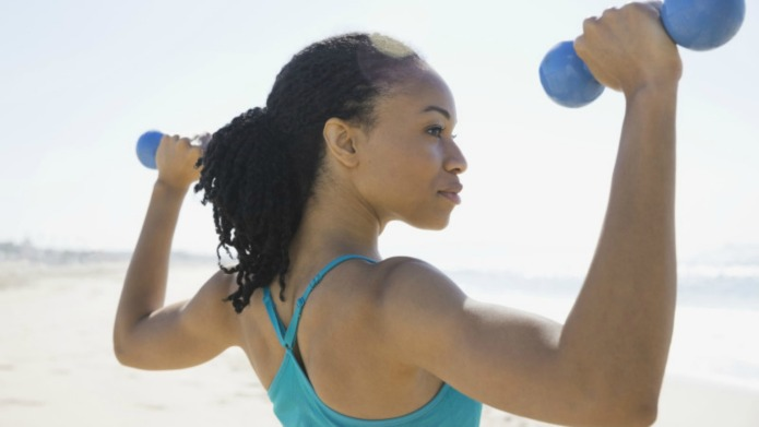 5 Back Exercises for Women That