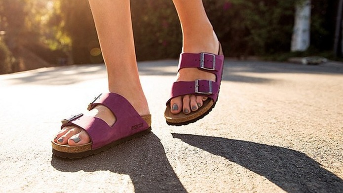 8 Fashionistas style Birkenstocks and prove