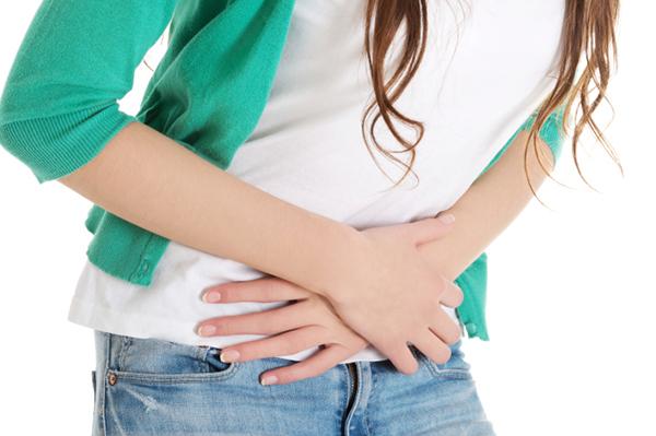 Woman with tummy ache | Sheknows.ca