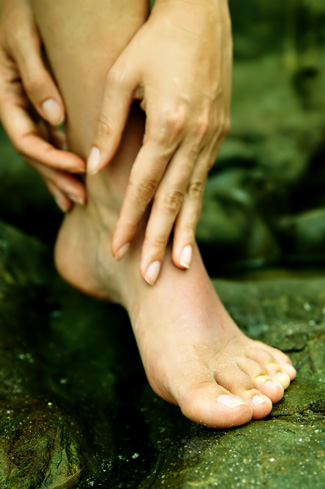 Woman's Foot