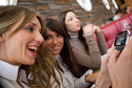 Women at BlogHer '12