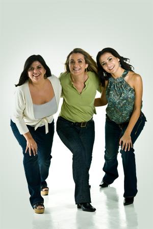 Women at High School Reunion