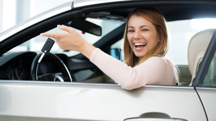 It's official: Women are better drivers