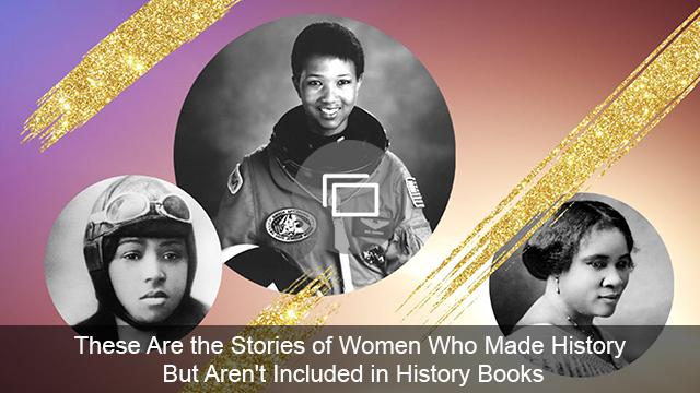 women stories history books slideshow
