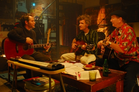 Matthew Broderick stikes a chord in Wonderful World