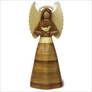 Wooden angel | Sheknows.ca