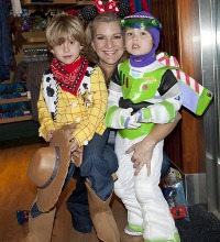 Woody and Buzz Lightyear - Halloween costumes