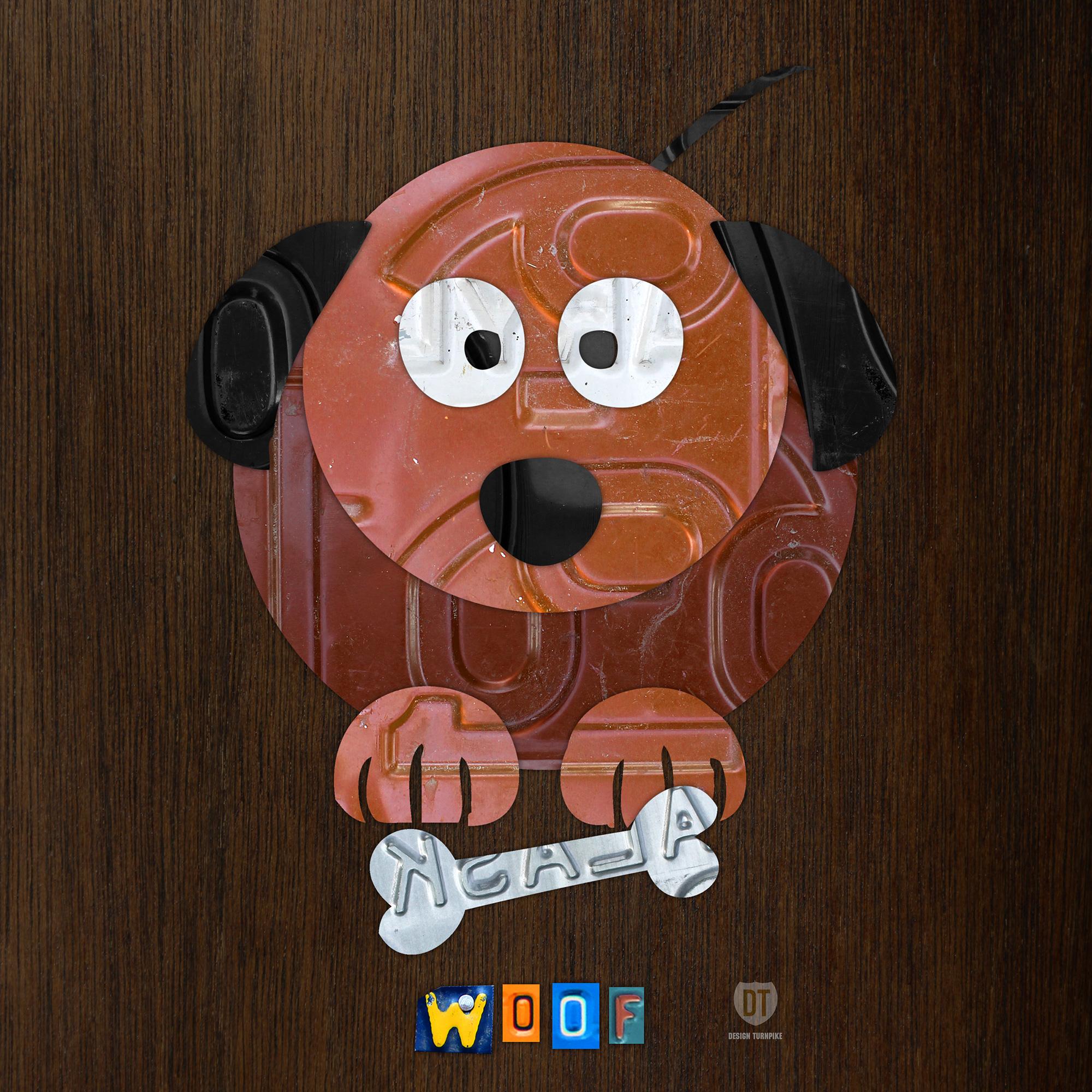 dog-decor-metal